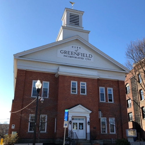 Greenfield City Hall Reopens with Part-Time Hours